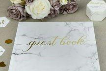 Wedding Guest Books & Signage