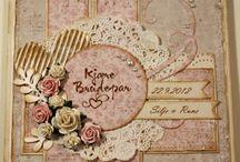 Bryllup-og Konfirmasjonskort / Kort