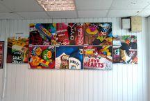 Llantwit Major School Classroom Displays 2015
