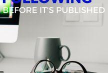 Writer Stuff - Marketing