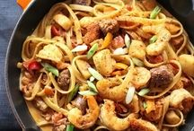 Pasta Recipes / by Go Bold With Butter Blog