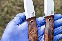 топорики и ножи