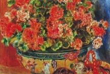 Art - Pierre-Auguste Renoir / this artist / by Joan Redd