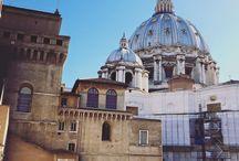 Roma caput mundi / Scarrozzando 72 h per Roma a primavera.
