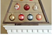 plans for Christmas tree ornament display