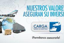 Servicios TransExpress  / En TransExpress te ofrecemos los servicios de:  -P.O.Box -Courier -Carga aérea y marítima