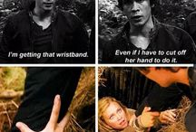The 100 Bellamy and Clarke