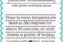 Freezer Meals / by UI Bonneville County Extension