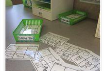 ES1 Literacy centres