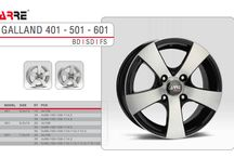 Galland / Model: Galland Kod: 401/501/601 Renk: BD/SD/FS