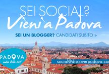 Are you social? Come to Padua!