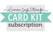 Simon Says Stamp / Wish list for my favorite Simon Says Stamp stuff