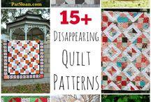 Quilt Patterns & Tutorials