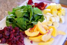 Food ~ Seriously Beautiful Healthy Food / by Janet Ellis