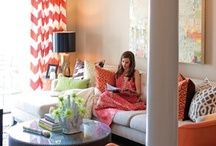 Decorating ideas  / Ideas for decorating rooms in our house.  / by I Heart Essential Oils