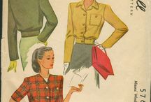 Design Styles: 1940's outerwear