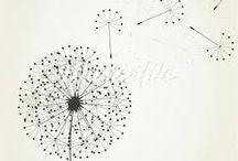 Wood tech dandelion idea