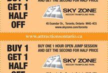 Sky Zone Coupon Codes, 41% OFF Promo Code 2017 / Enjoy up to 41% OFF with Sky Zone Coupon Codes 2017 or Promo Code at Promo-code-land.com