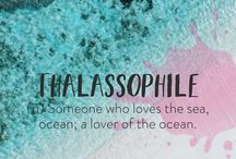 Lady Thalassophile (water)
