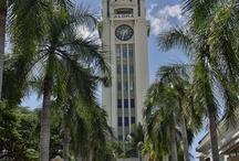 Aloha Tower Honolulu, Oahu Hawaii