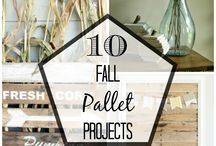 PALLET PROJECTS / A collection of incredible crafts, DIY projects and ideas using wood pallets.