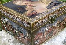 caixas , artesanatos em geral  , etc , etc , etc.........