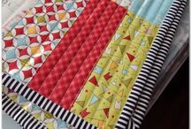 Jellyroll Quilting