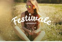 festival style guide / by SHOWROOM showroom.pl | shwrm.com