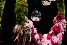 flower decor(party decor)