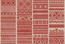 Mønstre tepper