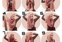 Hijab Party Look