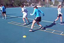 Hockey Fitness and Drills
