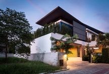 Arquitectura casas.