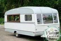 Vintage Caravan Bar Conversions by TVCW