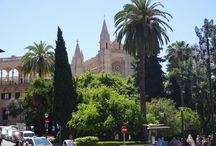 Palma de Mallorca, Spain / Travelling tributo this amazing place. Share with you, some of this expirence.