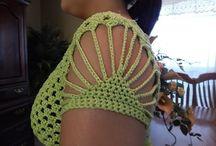 crochet sleeves
