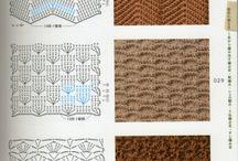 Gráficos em crochê! / Graficos