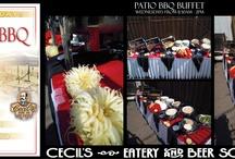 BBQ Lunch Buffet!