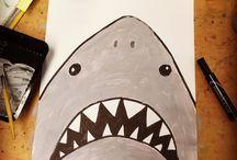 Homeschooling- Art Class