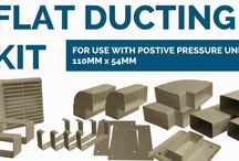 DUCTING KITS / Different types of ducting kits to suit any system