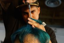 Barber Paul DeSales / These are some cool hairstyles and photos of Barber Paul DeSales and his work.