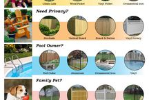 Fencing Information and Tips / Need help choosing which fence style is right for you?