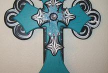 The Cross / by Darlene Houart