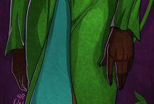 SemperFiComics / Characters from SemperFiComics. (http://semperficomics.deviantart.com)