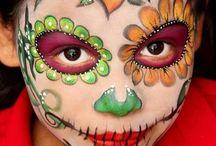 Malování na obličej děti (Kids facepainting)