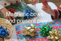 Preschool- dramatic play