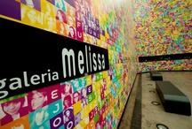Galería/tienda MELISSA por el mundo / by Tienda Verde