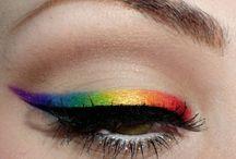 Make-up: Eyeshadow