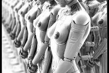 Robots / by Ian Monroe