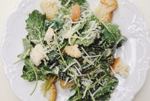 To make: salad / by The Sweets Life